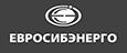 Логотип Евросибэнерго партнера Первоуральского завода горного оборудования