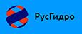 Логотип РусГидро партнера Первоуральского завода горного оборудования