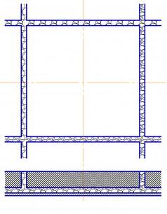 Монтаж плит камнелитых на строительный раствор