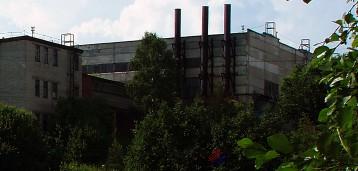 Механосборочный цех Первоуральского завода горного оборудования 1984 год