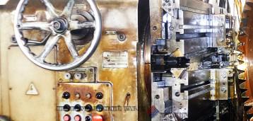 Механическая обработка, Первоуральский завод горного оборудования