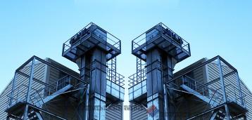 Элеваторы ковшовые на обогатительной фабрике